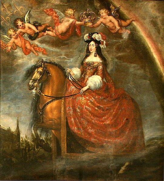El falso y hábil antojo de la reina María Luisa de Orleans [Anécdota]