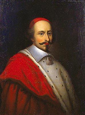 El cardenal Mazarino y su alma [Anécdota]