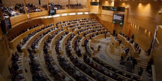 ¿Por qué al Congreso se le llama 'Cámara Baja' y 'Cámara Alta' al Senado? (Hemiciclo del Senado)