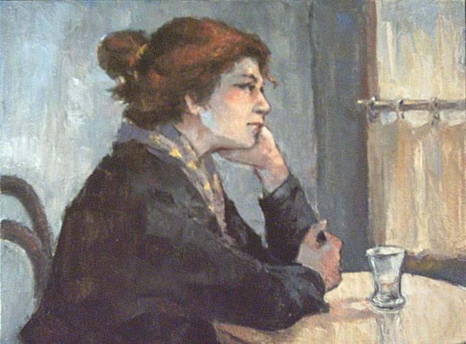 'Una copa de aguardiente' de Mariano Velasco Ramirez