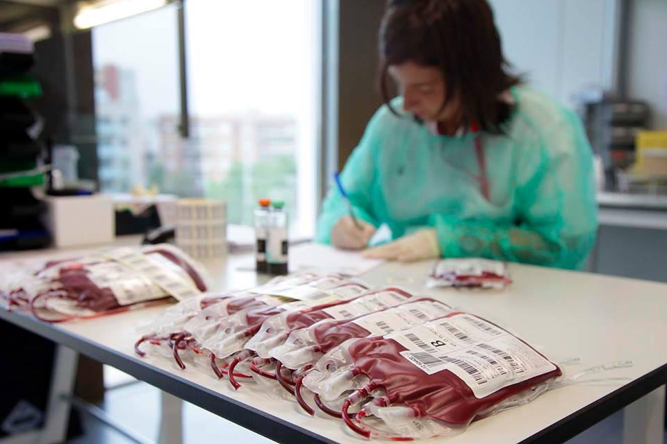 Un puñado de curiosidades y datos sobre las donaciones y transfusiones de sangre