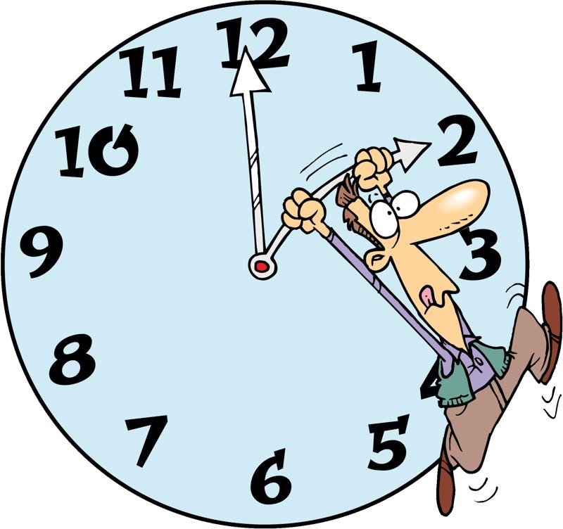 ¿Para qué sirve adelantar o atrasar el reloj una hora dos veces al año?
