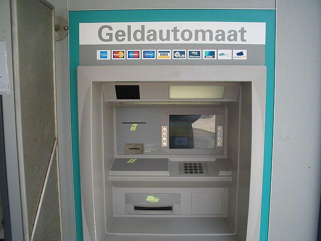 ¿Cuál es el origen de los cajeros automáticos?