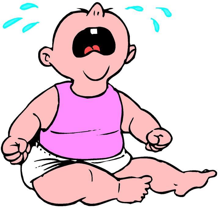 ¿De dónde procede la expresión 'El que no llora, no mama'?