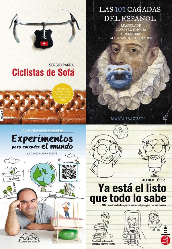 Los mejores libros para comprar o regalar el Día del Libro (Sant Jordi)