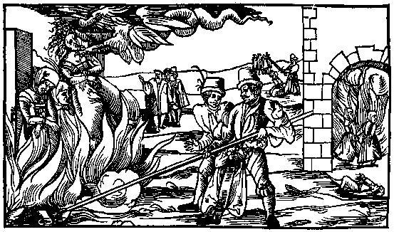 Matthew Hopkins, un experto y cruel cazador de brujas