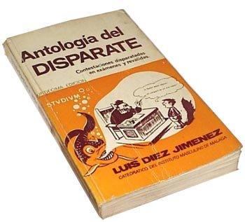 ¿Cuál es el origen de la palabra 'disparate'?