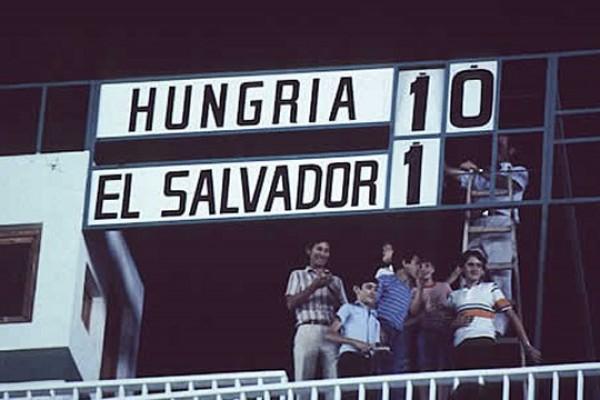 ¿Cuál ha sido la mayor goleada en un mundial?