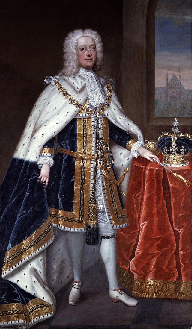 Cuando Jorge II repudió a su amante por reírse de él [Anécdota]