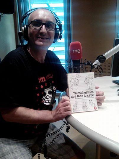 Audio de la sección de curiosidades en 'Esto me suena' de Radio 1