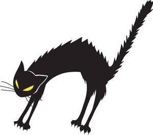 ¿Por qué los gatos se arquean?