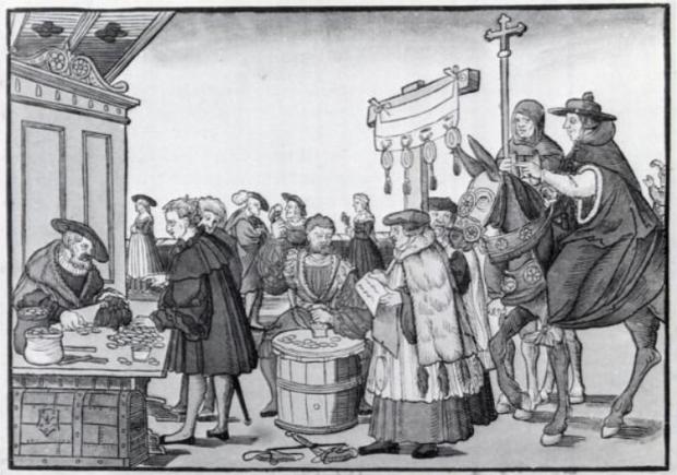¿Cuál es el origen de la expresión 'pagar religiosamente'?