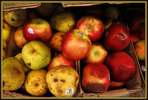 ¿De dónde surge que una manzana podrida estropea al resto de manzanas?