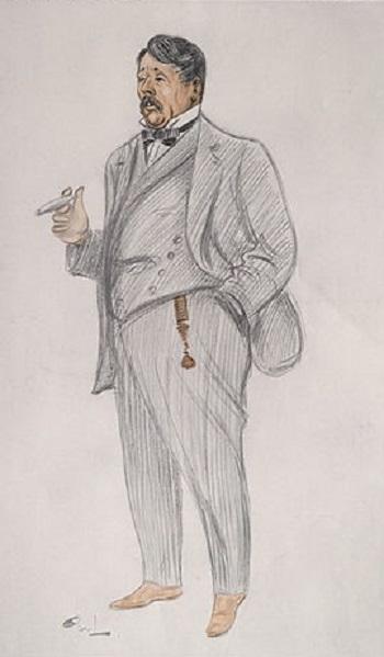 La absurda muerte de Arnold Bennet [Anécdota]
