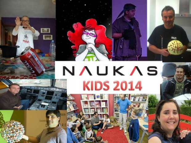 Naukas Kids 2014