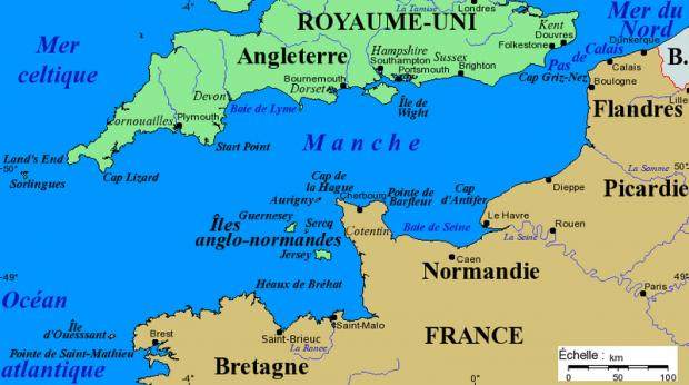 ¿Sabías que el 'Canal de La Mancha' debería llamarse en realidad 'Canal de La Manga'?