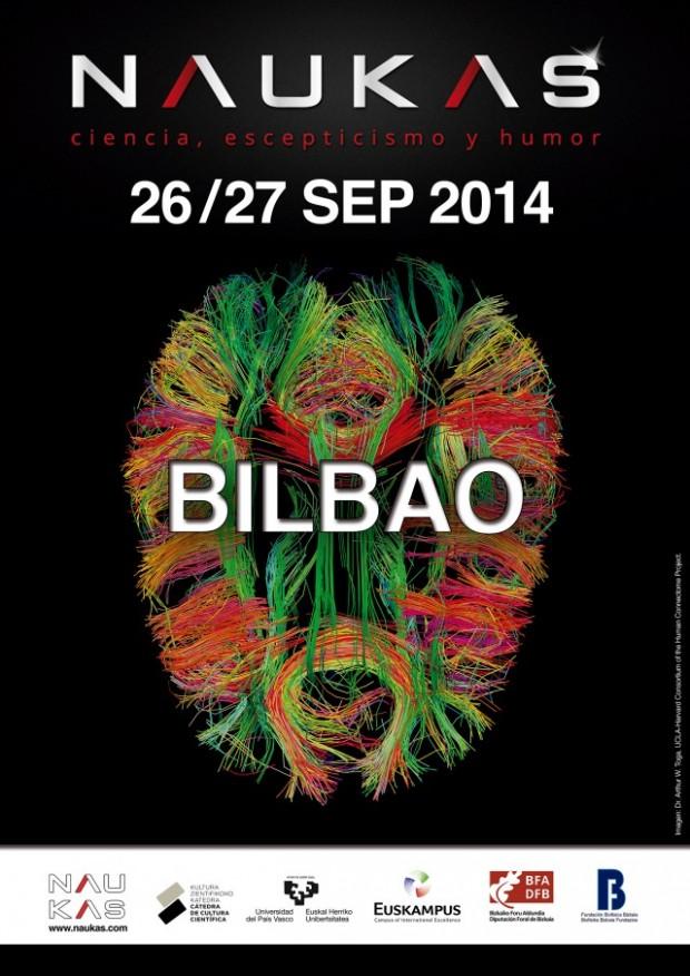 Un año más Bilbao acogerá el evento de divulgación científica #Naukas14