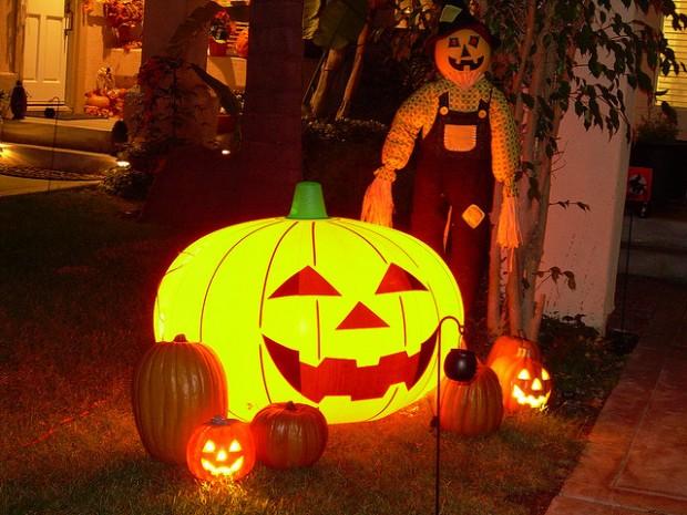 ¿Por qué las calabazas son el símbolo de Halloween?