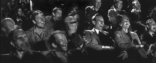 ¿Cuál es el origen de las risas enlatadas en televisión?
