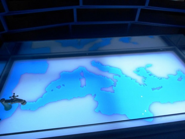 ¿De dónde surge el nombre del 'Mar Mediterráneo'?