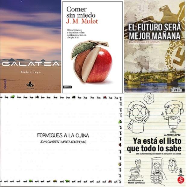 Los mejores libros para regalar (y porque no, autorregalarse)