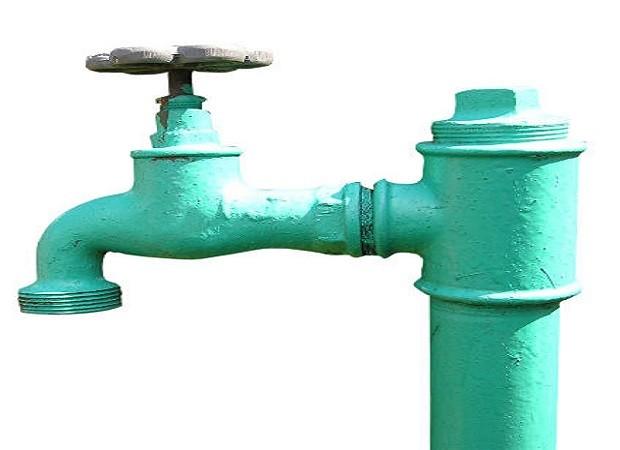 llaves de paso de agua: