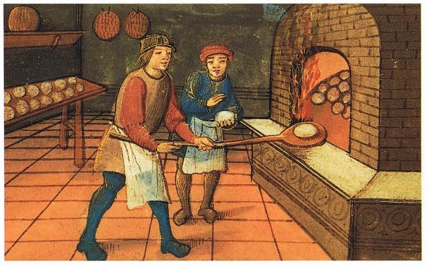 horno de poya