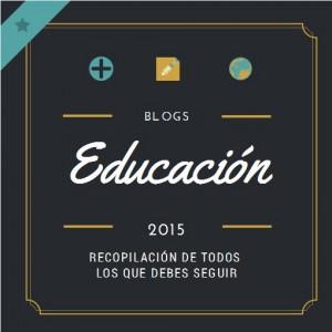 Ya está el listo que todo lo sabe en la lista de 'los Mejores Blogs de Educación para 2015'