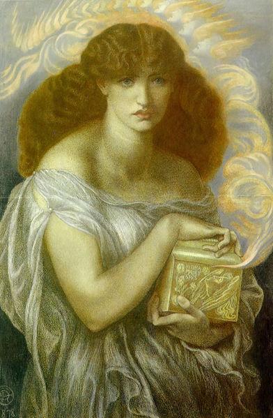 El curioso y erróneo origen del término 'caja de Pandora'