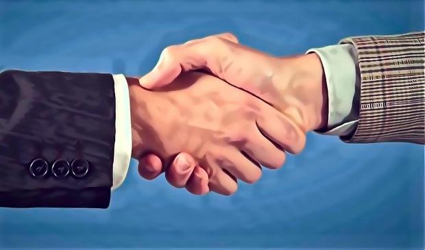 ¿Por qué para saludar nos estrechamos la mano derecha?