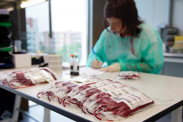 El origen de los bancos de sangre