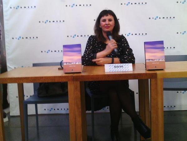 Galatea' de Melisa Tuya, una nueva era