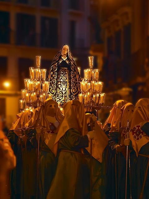 Un puñado de palabras relacionadas con la Semana Santa y que quizás no sabías su significado