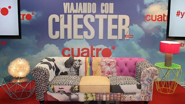 ¿De dónde surge el nombre del programa 'Viajando con Chester'?