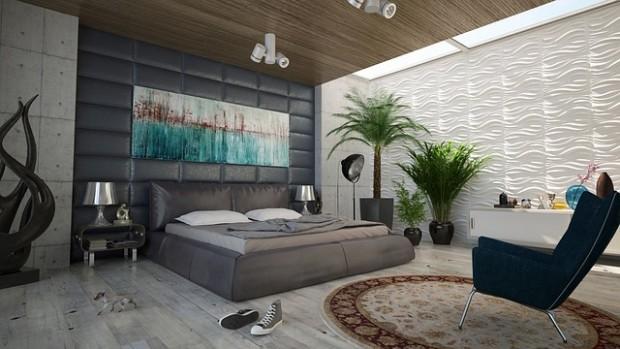 El falso mito sobre el peligro de dormir en una habitación con plantas