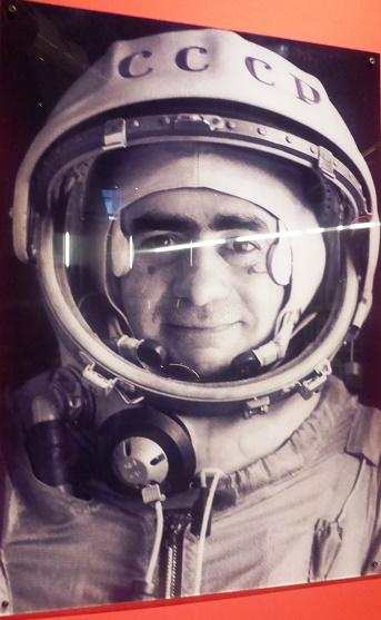 Ivan Istochnikov, el cosmonauta que nunca existió