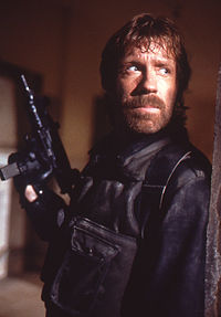Chuck Norris Carlos Ray Norris