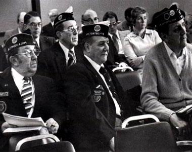La reunión de veteranos de guerra que dio origen al término 'Legionela'
