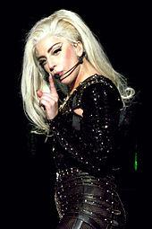 Lady Gaga Stefani Joanne Angelina Germanotta