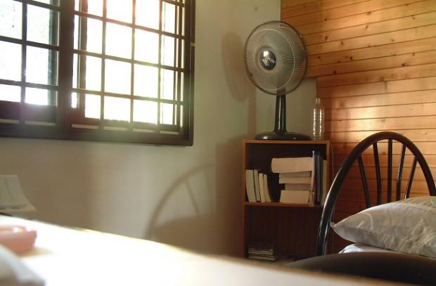 ¿Sirve un ventilador para enfriar el aire?