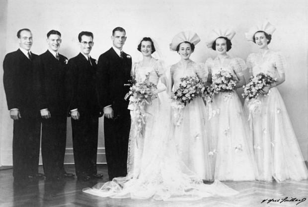 ¿Cuál es el origen del 'padrino de boda'?