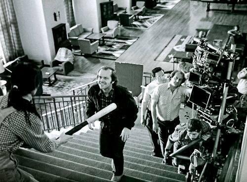 Jack Nicholson (El resplandor)